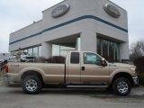 2012 Pale Adobe Metallic Ford F250 Super Duty XLT SuperCab 4x4 #60696121
