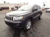 2012 Maximum Steel Metallic Jeep Grand Cherokee Laredo 4x4 #60696429