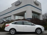 2012 Oxford White Ford Focus SE Sport Sedan #60696115