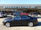 2010 Tuxedo Black Metallic Ford Fusion Sport AWD #60696421
