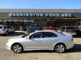 2010 Brilliant Silver Metallic Ford Fusion Sport AWD #60696419
