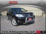 2010 Black Toyota Highlander Limited 4WD #60696639