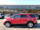 2011 Red Candy Metallic Ford Explorer XLT 4WD #60696418
