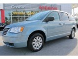 2010 Clearwater Blue Pearl Chrysler Town & Country LX #60696379