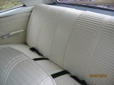 1966 Pontiac GTO Interiors