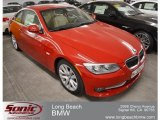 2012 Crimson Red BMW 3 Series 328i Coupe #60696341