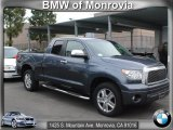 2008 Slate Gray Metallic Toyota Tundra Limited Double Cab 4x4 #60696335