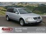 2003 Reflex Silver Metallic Volkswagen Passat GLS Wagon #60696054