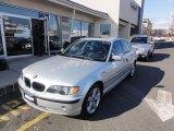 2005 Titanium Silver Metallic BMW 3 Series 330xi Sedan #60696567
