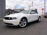 2011 Performance White Ford Mustang GT Premium Convertible #60696562