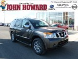 2012 Smoke Gray Nissan Armada Platinum #60696560
