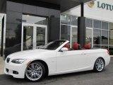 2009 Alpine White BMW 3 Series 335i Convertible #60696286