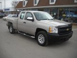 2007 Chevrolet Silverado 1500 Work Truck Extended Cab 4x4