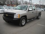 2007 Chevrolet Silverado 1500 Work Truck Extended Cab 4x4 Data, Info and Specs