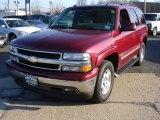 2005 Sport Red Metallic Chevrolet Tahoe LT 4x4 #60752912