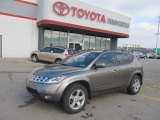 2003 Polished Pewter Metallic Nissan Murano SL AWD #60752881