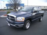 2006 Patriot Blue Pearl Dodge Ram 1500 SLT Regular Cab #60753149