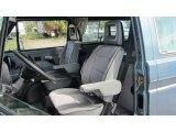 Volkswagen Vanagon Interiors
