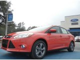 2012 Race Red Ford Focus SE Sport Sedan #60752857