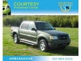 2002 Estate Green Metallic Ford Explorer Sport Trac  #60753126