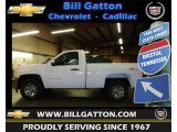2012 Summit White Chevrolet Silverado 1500 Work Truck Regular Cab 4x4 #60753364