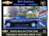 2012 Imperial Blue Metallic Chevrolet Silverado 1500 LT Extended Cab 4x4 #60753361