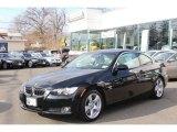 2009 Black Sapphire Metallic BMW 3 Series 328xi Coupe #60752814