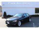 2008 Black Sapphire Metallic BMW 3 Series 335i Sedan #60752813