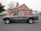 2003 Graphite Metallic Dodge Dakota Sport Club Cab 4x4 #60753333