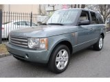 2005 Land Rover Range Rover Giverny Green Metallic