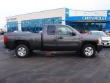 2011 Taupe Gray Metallic Chevrolet Silverado 1500 LT Extended Cab #60752786