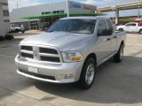 2012 Bright Silver Metallic Dodge Ram 1500 Express Quad Cab #60753085