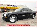 2008 Brilliant Black Crystal Pearl Chrysler 300 LX #60753082