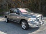 2010 Mineral Gray Metallic Dodge Ram 1500 Big Horn Crew Cab 4x4 #60753296