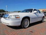 2004 Vibrant White Lincoln Town Car Signature #60753270