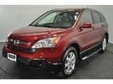 2008 Tango Red Pearl Honda CR-V EX-L 4WD #60753248