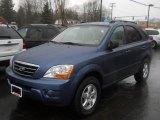 2008 Kia Sorento Spark Blue