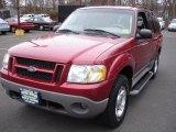 2003 Redfire Metallic Ford Explorer Sport XLT 4x4 #60752716