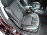 2006 Pontiac Grand Prix GXP Sedan Ebony Interior