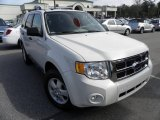2009 White Suede Ford Escape XLT V6 4WD #60753019