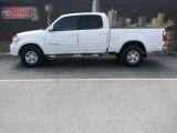 2005 Natural White Toyota Tundra SR5 Double Cab #6043714