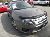 2011 Sterling Grey Metallic Ford Fusion SE V6 #60753014