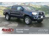 2012 Nautical Blue Metallic Toyota Tacoma V6 TRD Sport Double Cab 4x4 #60752673
