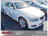 2012 Mineral White Metallic BMW 3 Series 335i Convertible #60752988