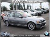 2004 Silver Grey Metallic BMW 3 Series 330i Sedan #60752984
