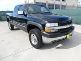 2001 Chevrolet Silverado 2500HD LT Extended Cab Data, Info and Specs