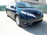 2012 South Pacific Pearl Toyota Sienna XLE #60752971