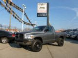 2008 Mineral Gray Metallic Dodge Ram 1500 ST Regular Cab 4x4 #60752960