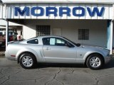 2009 Brilliant Silver Metallic Ford Mustang V6 Coupe #60804958