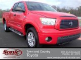 2007 Radiant Red Toyota Tundra SR5 Double Cab #60805205